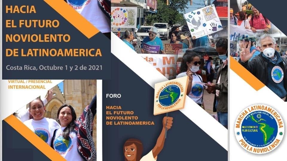 Форум Към ненасилственото бъдеще на Латинска Америка