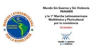 MSGySV Panama a Mawrth America Ladin