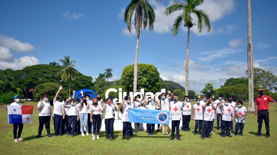 Panamá celebra la Marcha con la juventud