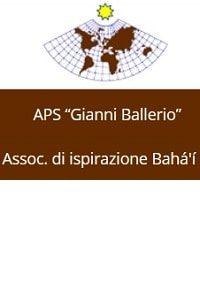 APS Gianni Ballerio, Assoc. di ispirazione Baha'i